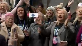 The Brief: Irish choir brings message of hope on beating cancer to Brussels
