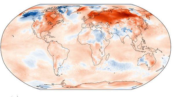 Ocak 2020 Avrupa'nın en sıcak ocak ayı oldu