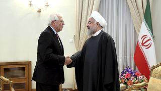 Visita de Borrell a Irán para tratar de rebajar las tensiones y salvar el pacto nuclear