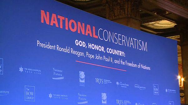 """""""Прости, Грета!"""": конвент национал-консерваторов в Риме"""