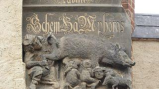 Causa contro la statua antisemita in Germania. Ma per i giudici è solo una testimonianza storica
