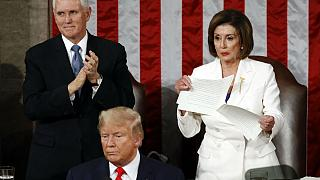 نطق سالانه ترامپ؛ دفاع از کشتن سلیمانی و دعوت دوبارۀ ایران به مذاکره