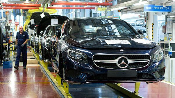 مرکل زیر فشار مخالفان داخلی و خارجی؛ رکوردشکنی اقتصاد آلمان دردسرساز شد