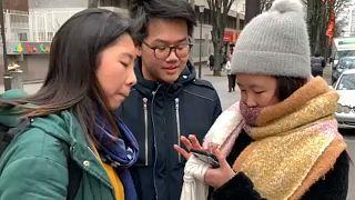 Ciudadanos de origen asiático sufren gestos racista en París debido al coronavirus