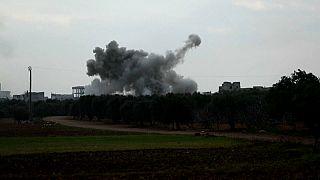 A szíriai kormányerők visszavonulását követeli Erdogan