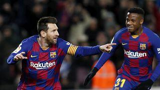 ميسي ينتقد مديره ويطالبه بتسمية المتخاذلين في برشلونة
