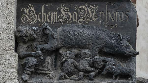 دادگاه آلمان درخواست حذف یک مجسمۀ ضدیهود از دیوار کلیسا را نپذیرفت