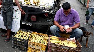 Venezuela 2019 yılını yüzde 9 bin 585'lik enflasyon rakamıyla tamamladı
