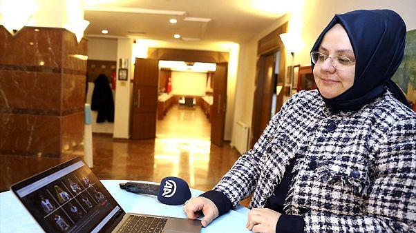 Aile Çalışma ve Sosyal Hizmetler Bakanı Zehra Zümrüt Selçuk