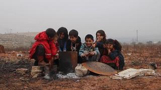 Suriye'de her gün 6 bin 500 çocuk iç savaş nedeniyle göç etmek zorunda kalıyor