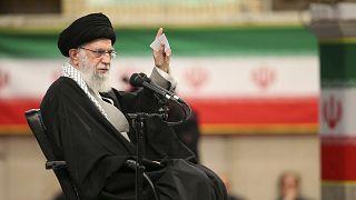 المرشد الأعلى لجمهورية إيران الإسلامية علي خامني - طهران - 2020/02/05