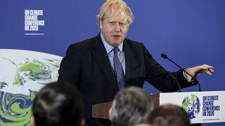 Critics accuse Boris Johnson of imitating Donald Trump on media and trade