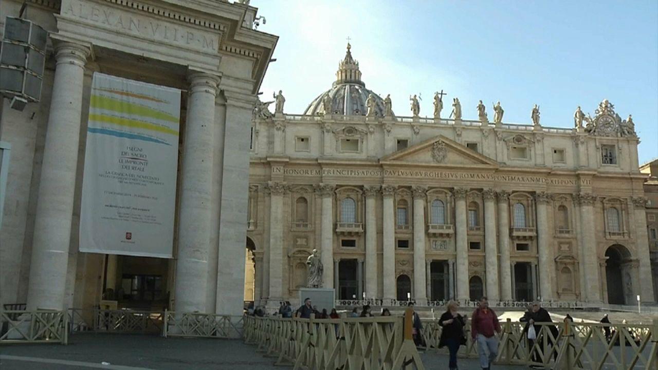 Уникальная выставка в Ватикане