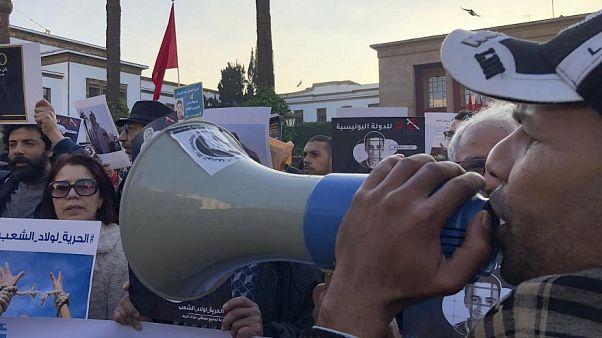 هيومن رايتس ووتش تدعو المغرب للإفراج عن معتقلين بسبب تدوينات
