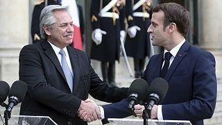 بحران بدهی آرژانتین؛ فرناندز به دنبال حامیان اروپایی میگردد