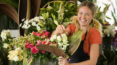 Sustainable florists in London