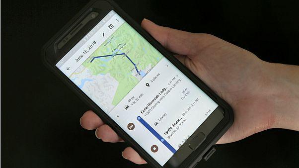 ایجاد راهبندان مصنوعی با یک چمدان گوشی هوشمند نقشه گوگل را فریب داد