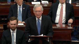 Senat spricht Trump in Impeachmentverfahren von allen Vorwürfen frei