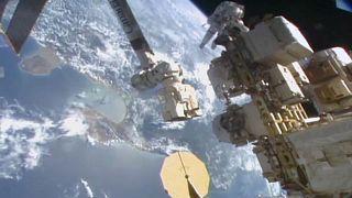 Harmadmagával tér vissza a Földre Luca Parmitano űrhajós