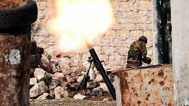 گزارشهای ضد و نقیض از درگیری میان نیروهای ترکیه و سوریه در سراقب ادلب