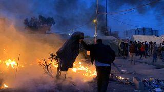 دستکم ۷ نفر در درگیری هواداران مقتدی صدر با معترضان عراقی کشته شدند