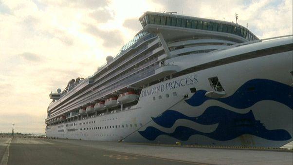 Schon 20 Coronafälle auf Kreuzfahrtschiff