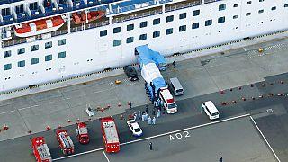 Koronavírus: már húsz fertőzött van a vesztegzár alatt lévő japán hajón