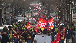 Manifestations contre la réforme des retraites : un rebond de la mobilisation?