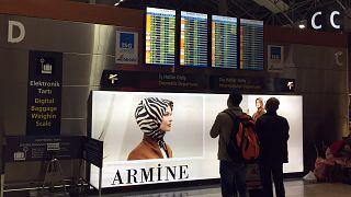 İstanbul Sabiha Gökçen Uluslararası Havalimanı'nda meydana gelen kaza sonrasında kapanan pist yeniden uçuşlara açıldı.
