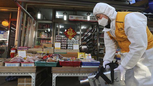 Çin'in en büyük ikinci şirketi Tencent, koronavirüsten ölenlerin sayısını 24 bin olarak paylaştı