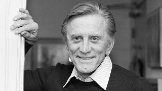 Actor Kirk Douglas in photo at Beverly Hills, Calif. on November 16, 1982.