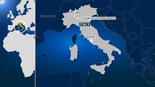 Varios muertos y decenas de heridos al descarrilar un tren de alta velocidad en Italia