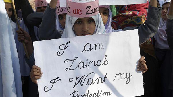 Pakistanlı kadın, saldırganın penisini keserek tecavüzden kurtuldu