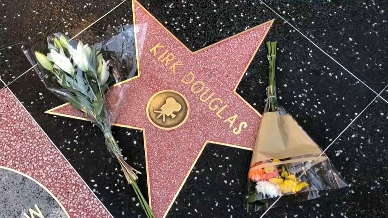 """""""Nem szupersztár. Legenda!"""" – vélemények Kirk Douglas-ről"""
