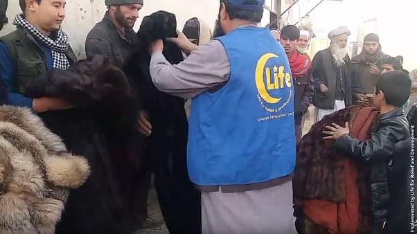 Bundákat küld a szükséget szenvedő afgán családoknak a PETA