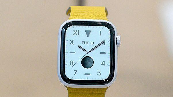 فروش ساعت هوشمند اپل از فروش کل صنعت ساعتسازی سوئیس پیشی گرفت