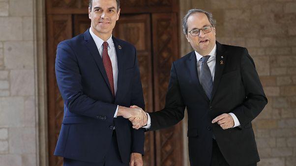 Madrid et les autorités indépendantistes catalanes vont négocier