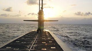 ABD nükleer silahları denizaltılara konuşlandırdı