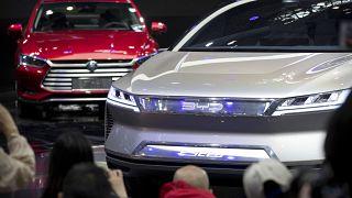 El sector automotriz en China sufre pérdidas debido al coronavirus