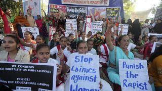 إدانة رجل بتهمة اغتصاب طفلة في حرم السفارة الأمريكية بالهند