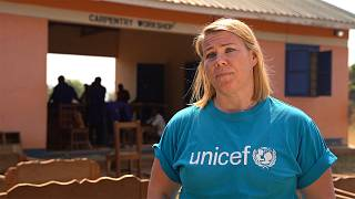 Child soldiers: UNICEF program threatened by lack of funding