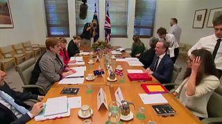 London wägt Alternativen zu Handelsdeal mit der EU ab