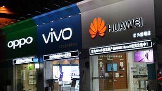 Çinli teknoloji devi şirketlerin mağazaları