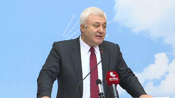 CHP Genel Başkan Yardımcısı Tuncay Özkan