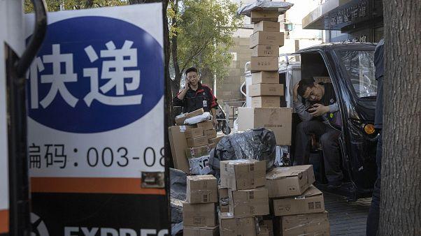 Казахстан перестал принимать почту из Китая