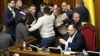 Les députés ukrainiens se déchirent sur la question des terres agricoles
