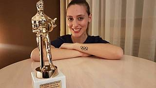 Άννα Κορακάκη: Πρώτη φορά γυναίκα πρώτη λαμπαδηδρόμος στην ιστορία των Ολυμπιακών Αγώνων