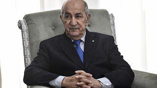 الرئيس الجزائري يلتقي وزير الخارجية السعودي وجهود مكثفة لحل المشاكل الإقليمية