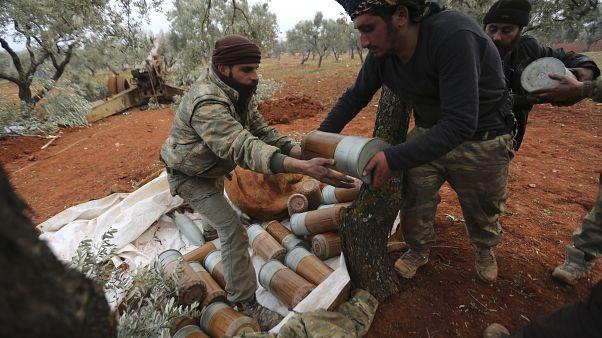 El Ejército sirio toma Saraqeb en medio de un éxodo masivo de civiles