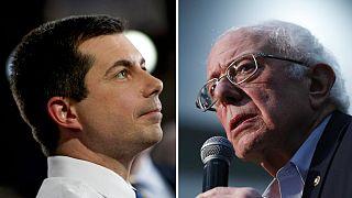 رقابت دموکراتها در آیووا؛ بودجج با اختلاف یک دهم درصد بر سندرز پیروز شد